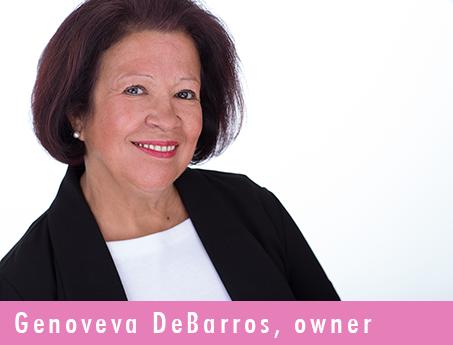 Sarasota Private Home Cleaning Owner, Genoveva DeBarros